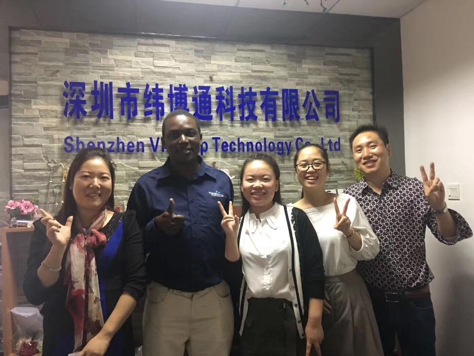 Uganda Paul first time visit China 2017.JPG